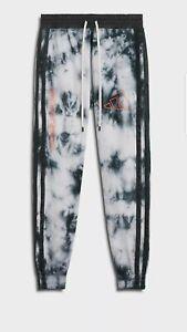 Adidas Daniel Patrick James Harden Acid Wash Sweat Pants Mens Size XL