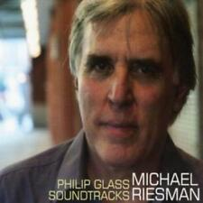 Philip Glass : Philip Glass Soundtracks CD (2009) ***NEW***