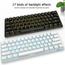 RK61 Wireless Bluetooth Wired Mechanical Backlight Gaming Office Keyboard