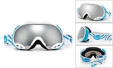 Over Glasses Ski Snowboard Goggles 100% UV Protection Anti Fog Men Women Youth