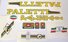 Paletti 80s decal set