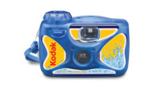 10x Kodak Sport Einwegkamera - Unterwasserkamera mit 27 Aufnahmen