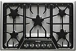 """Thermador SGSX305FS Stainless Steel 30"""" Gas Cooktop"""