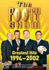 THE FOOTY SHOW (NRL) Greatest Hits 1994-2002 DVD BRAND NEW Rugby League