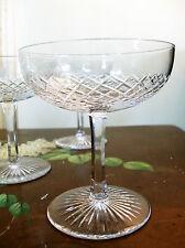 SAINT LOUIS - Modèle ROTY - Coupe à Champagne en CRISTAL Taillé -