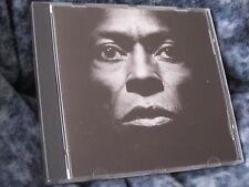 "MILES DAVIS CD ""TUTU"" WARNER BROTHERS RECORDS 1986"