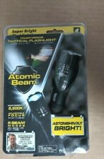 Atomic Beam Flashlight - As Seen On TV Tactical LED Flashlight NEW