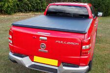 Fiat Fullback Weich Dreifach Gefalten Ladenflächendeckel PVC Lade Bett Abdeckung
