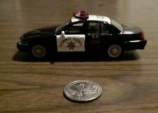 1/43 road champs crown vic police car