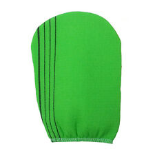 Korean Italy Exfoliating Body-Scrub Glove Towel Green Red Yellow