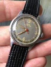 Vintage Oris Military Style Mens Watch Cal. 292 Swiss Made Radium Dial 30,5mm