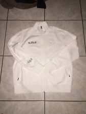 Nike - Lebron James - Witness Jacket Men's Size 2XL - 4/16/11 - White - Used
