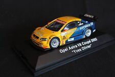 Schuco Opel Astra V8 Coupé 2002 1:43 #19 Yves Olivier (BEL)