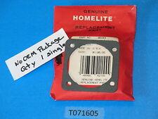 Genuine! HOMELITE 06443 UP03862 900954001 gasket, cylinder base leaf air blower