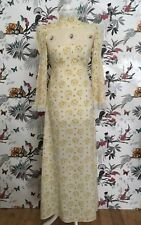 *Vintage 70s* Prairie Victorian Maxi Dress fits size 10/12 Good vntg cond