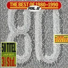 Best of 1980-1990 02:Bobby McFerrin, Roxy Music, Belinda Carlisle, Dust.. [3 CD]