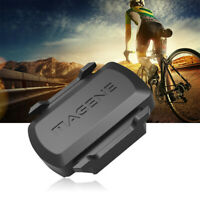 MAGENE ANT+ Bluetooth Bike Speed Cadence Dual Sensor for iGPSPORT Bryton Black