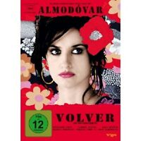 VOLVER-ZURÜCKKEHREN (PENELOPE CRUZ/CARMEN MAURA/PEDRO ALMODOVAR/+)  DVD NEU