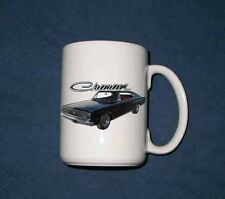 New 15 Oz. 1966 Dodge Charger mug