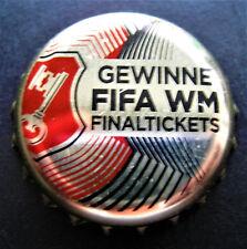 BECK'S GOLD - GEWINNE FIFA WM FINALTICKETS 2018 / BOTTLE CAP / CROWN CAP