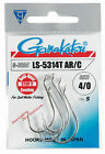 Emballage Hameçons Pêche Gamakatsu Série LS-5314T Ar / C