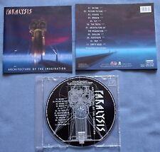 CD von  Paralysis – Architecture Of The Imagination