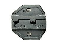 Interchangeable Crimp Tool Die 2F1 Non-insulated Flag Terminal VDV200-010