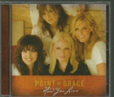How You Live Point of Grace (Christian Family Exclusive 16 Tracks) CD 2006