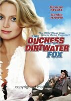 The Duchess & the Dirtwater Fox (DVD) RESEALED LIKE NEW IN EXCELLENT CONDITION