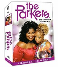 The Parkers Complete TV Series Seasons 1 2 3 4 5 DVD Boxed Set Collection NEW!