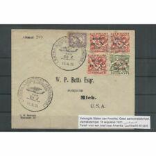 Suriname 55 LP8, LP10  DO-X op brief naar America  CV 200 €