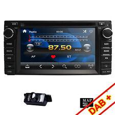 "6.2"" Car DVD GPS Head Unit Stereo DAB+ Radio For Toyota Tarago Estima 2003-2016"