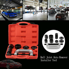 7pcs Ball Joint Auto Remover Installer Tool 2WD & 4WD Vehicles Tools Kit EW