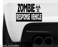 Zombie Outbreak Sticker Decal , 4x4, Land Rover, Bumper, Hunters, JEEP, Off Road