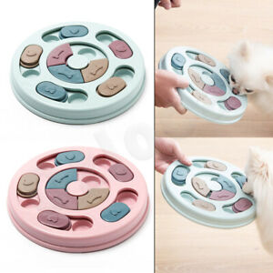 Pet Treat Dispenser Puppy Dog Feeder Interactive Puzzle Toy Pet Supply Training