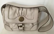marc by marc jacobs Cream leather multi compartment bag