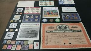 COIN LOT Estate Coin Collection Old US Coins,☆BUFFALO World,Mint,WWII,SILVER