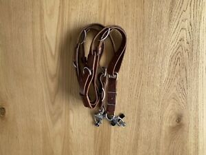 Medium Skinny Water Buffalo Leather HoldFast MoneyMaker Camera Harness