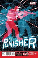 The Punisher #18 Marvel Comics 1st Print 2015 unread NM
