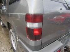 Isuzu Trooper Passenger tail light left  1998 - 2003