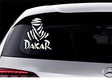 París Rally Dakar Race Car Vinilo Autoadhesivo con Jap Vw