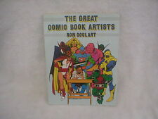 The Great Comic Book Artists / Ron Goulart / 1986