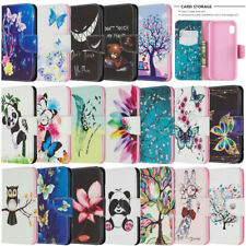 For Samsung Galaxy A10e A20 A30 A40 A50 A70 Wallet Flip Leather Phone Case Cover