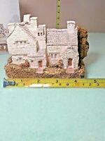 "LilliPut Lane "" Moreton Manor"" One Of Their Miniature Masterpieces,Handmade 1989"
