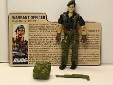 G.I. Joe ARAH 1985 FLINT Action Figure