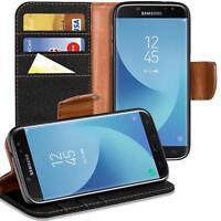 Handy Tasche Samsung Galaxy J5 2017 J530 Book Case Hülle Klapphülle Flip Cover