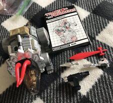 Transformers G1 SLAG 99% Complete 1985 Authentic Excellent