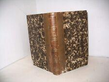 Voyage sur la scene Des Six Derniers Livres de L'Eneide de Bonstetten map 1861