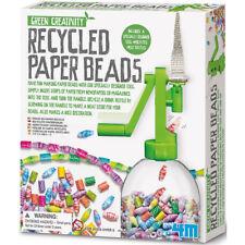 4M Green Creativity: Paper Beads -  Making Jewellery with Children