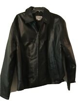 Vintage Leather Men's Jacket New With Tags From Kohls List 250.00